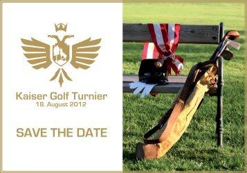 Kaiser Golf Turnier