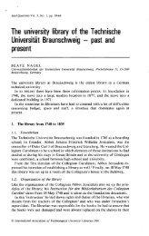 latul Quarterly - Universitätsbibliothek Braunschweig - Technische ...