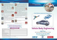 Vehicle Body Engineering - Technische Universität Braunschweig