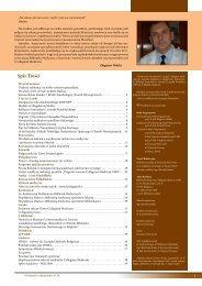 Nr 30 Październik 2008 - Biblioteka Główna Akademii Medycznej w ...