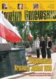 Nowiny Gniewskie czerwiec 2011 - Miasto i Gmina Gniew