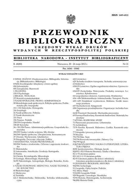 21 Biblioteka Narodowa