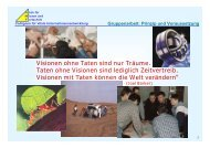 Gruppenarbeit: Prinzip und Voraussetzung - AWF ...