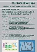 symbolik - Chemie ist philosophisch! - Collegium Helveticum - ETH ... - Seite 3
