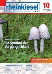 Per Mausklick in - Rheinkiesel