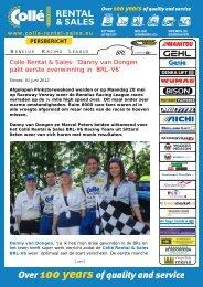 B R L - Raceway Venray