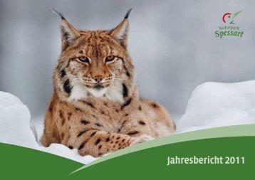 Jahresbericht 2011 - Naturpark Spessart