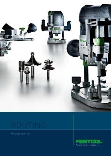 ROUTING - Festool