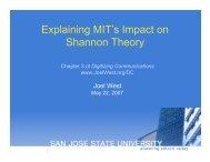 Digitizing Communications - SMI