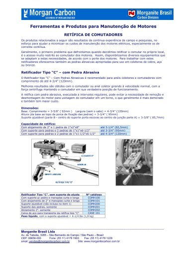 Ferramentas e Produtos para Manutenção de Motores