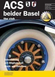Ausgabe 10 - Sektion beider Basel