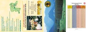 Download Scorecard (PDF, 1.7 Mb) - Salzkammergut Golfclub