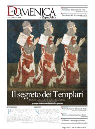 Il mistero dei templari - La Repubblica