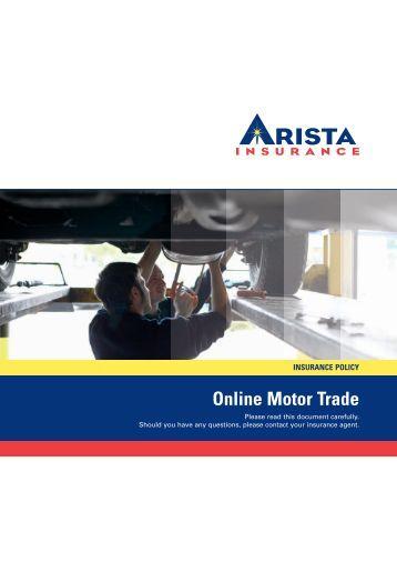 motor vehicle insurance act pdf