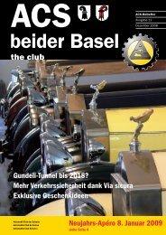 Ausgabe 12 - Sektion beider Basel