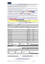 Inspection Requisition Form - Intertek