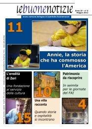 Annie, la storia che ha commosso l'America - Comune di Bologna