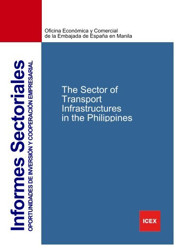 Informe sectorial de las Infraestructuras de Transporte en Filipinas