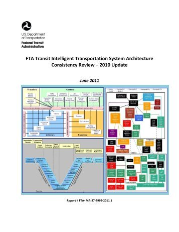 FTA Transit Intelligent Transportation System Architecture ...
