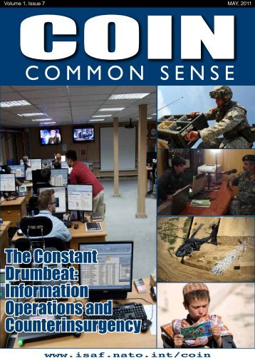 COIN Common Sense Issue 7 - Ronna - HARMONIEWeb