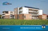 MEHRZWECKHAUS WALS - Salzburg Wohnbau