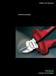Haupa Sicherheitswerkzeug - M. Schurrer & Co