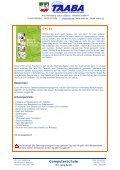 Seminar- bzw. Schulungsinhalte - Seite 6