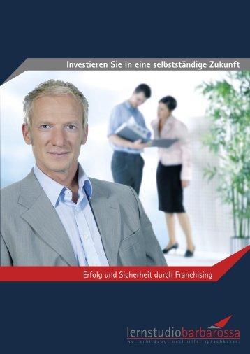 Lernstudio Barbarossa - Franchise mit System - FranchiseStarter