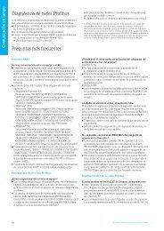 Preguntas más frecuentes Diagnóstico de redes Profibus - Endress+ ...