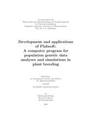 Development and applications of Plabsoft: A computer program for ...