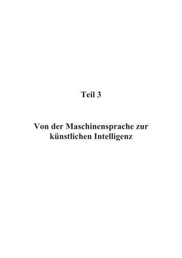 Teil 3 - Hardwin Jungclaussen