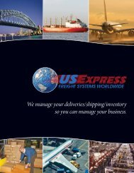 1-800-328-8000 - US Express Freight