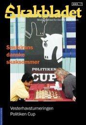 tårnuret - Skak - Dansk Skak Union