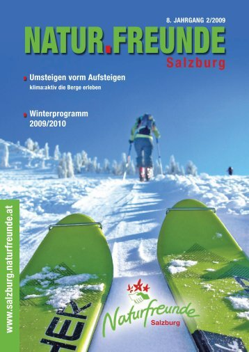 K. Brandstätter - Naturfreunde Salzburg