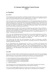6. Customer Information Control System CICS