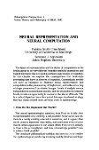 Neural Representation and Neural Computation Patricia Smith ... - Page 2