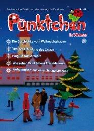 in Weimar Die Geschichte vom Weihnachtsbaum Von der Erfindung ...