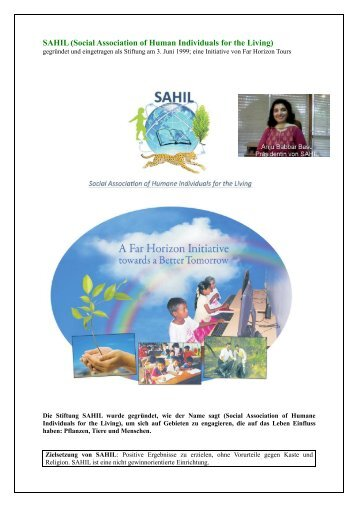 soziale Projekte - Indien-Discover