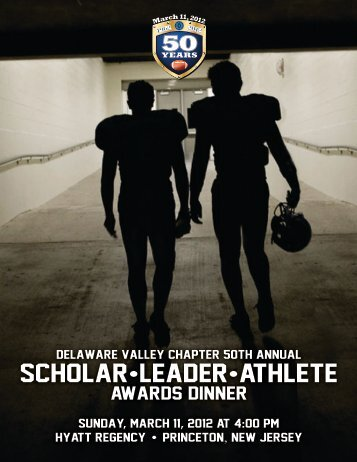 Scholar•Leader•Athlete - Delaware Valley Chapter of the National ...