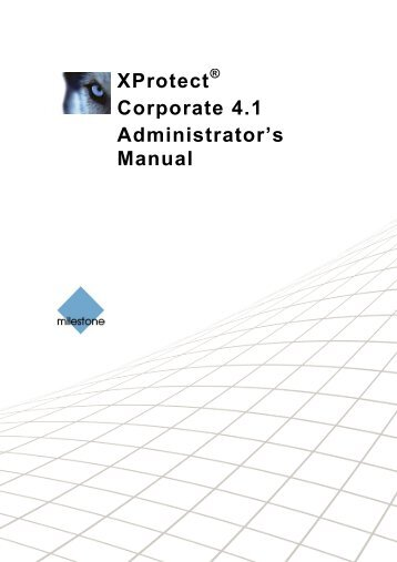 Milestone xprotect enterprise interoperability manual.