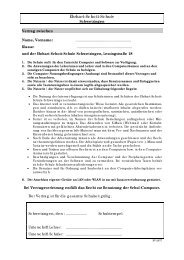 Vertrag über Computernutzung - Ehrhart-Schott-Schule Schwetzingen