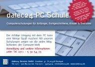datec24 PC Schule