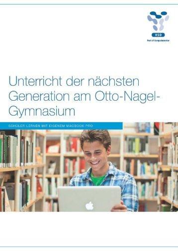 Otto-Nagel-Gymnasium - Computacenter