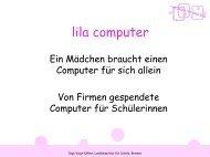 lila computer - Stiftung Digitale Chancen