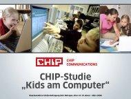 """CHIP-Studie """"Kids am Computer"""" - Violetta"""