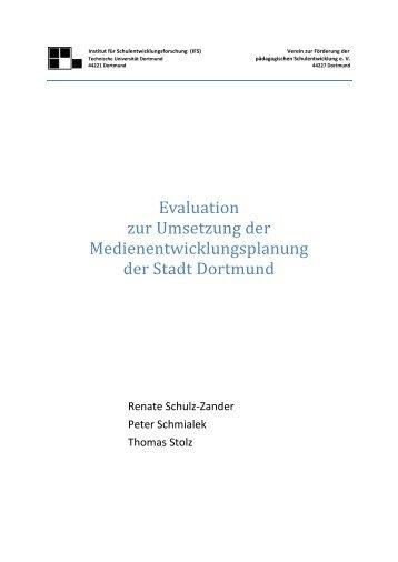 Evaluation zur Umsetzung der Medienentwicklungsplanung der ...