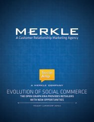 Evolution of Social Commerce