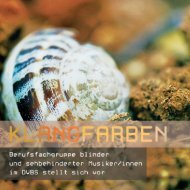 CD-Booklet (PDF-Format) 3459 kb - Deutscher Verein der Blinden ...