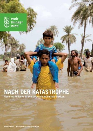 aM BeIspIeL paKIstaN - Welthungerhilfe