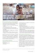 aM BeIspIeL paKIstaN - Welthungerhilfe - Seite 7